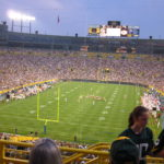 Lambeau Field Oct 09