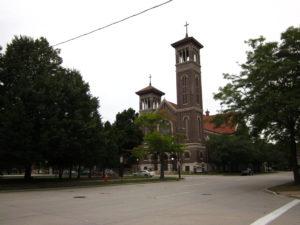 St. John Evangelist Catholic Church