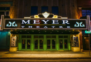Meyer Theater Green Bay Wisconsin
