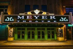 Meyer Theater Green Bay Wisconsin