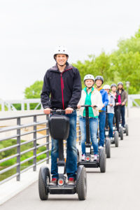 Green Bay Sports. Packers themed Segway Tour