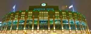 Lambeau Field Green Bay