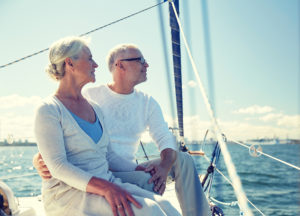 Sailing in Green Bay