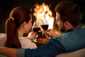 romantic getaway at our Green Bay Bed and Breakfast