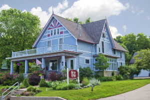 Enjoy Green Bay, Wisconsin from the comfort of our Bed and Breakfast this summer