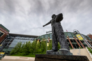 Lambeau Field Tours in Green Bay