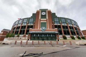things to do in Green Bay tour Lambeau Field